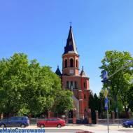 Kościół Najświętszego Serca Pana Jezusa w Lubieniu Kujawskim i inne atrakcje woj. kujawsko - pomorskie