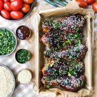 Kurczak w sosie barbecue (BBQ)