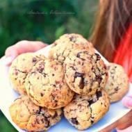 Ciastka z czekoladą (Panera Chewy Chocolate Chip Cookies)