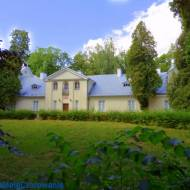 Dwór Dembińskich - Muzeum Oskara Kolberga w Przysusze woj. mazowieckie