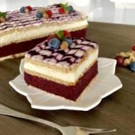Leśny skrzat – ciasto bez pieczenia