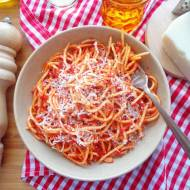 Spaghetti all'Amatriciana i zaproszenie do IGTV