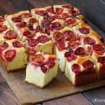 Ciasto wystarczy zamieszać i gotowe