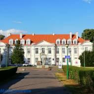 Pałac Biskupów Kujawskich w Wolborzu woj. łódzkie