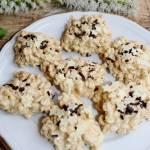 Ciasteczka słodkie jeżyki (bez pieczenia)