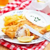 Ryba w cieście piwnym. Przekonaj się, za co pokochali ją Anglicy. PRZEPIS na fish and chips