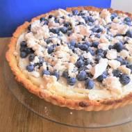Tarta Niebo z borówkami i bezą / Heaven Tart with Blueberries and Meringue