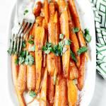 Jak przyrządzić młode marchewki