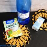 Naturalny płyn do płukania tkanin