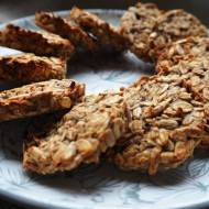 3 składnikowe  bezglutenowe ciasteczka
