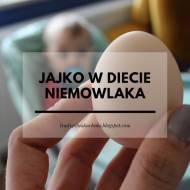 Jajko w diecie niemowlaka