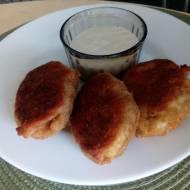 Kotleciki z kurczaka i ryżu