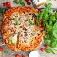 Polska pizza leśna