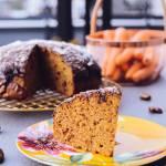 Pełnoziarniste ciasto marchewkowe z daktylami