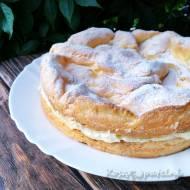 Karpatka – ciasto z kremem budyniowym
