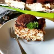 Ciasto serowe Cappuccino