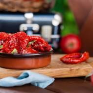 Domowe pomidory suszone w piekarniku