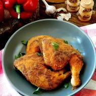 Udka kurczaka po kujawsku