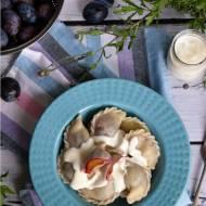 Pierogi ze śliwkami – kuchnia podkarpacka