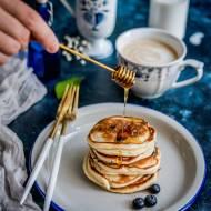 Najlepsze pancakes z borówkami