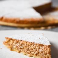 Ciasto migdałowe bez mąki (Tarta de Santiago) FIT