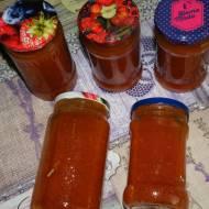 Gęsty, domowy sok pomidorowy