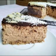 Orzechowo kokosowe ciasto z kaszą bez pieczenia