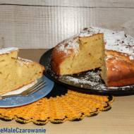 Torta di ricotta - toskańskie ciasto z ricottą