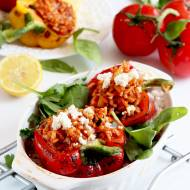 GEMISTA – kuchnia grecka