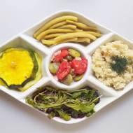 Letni obiad wegetariański IX + obiady z Żabki c.d.