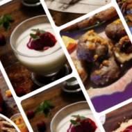 Makaron muszle z mozzarellą i mięsem