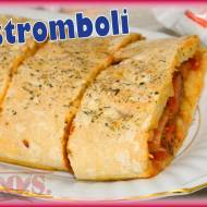 Stromboli, czyli zawijana pizza