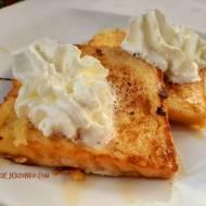 Tosty francuskie-szybkie i słodkie śniadanie