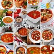 Zupa z pomidorów. Zupa pomidorowa.