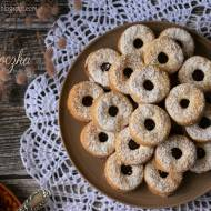 Ciastka Kocie oczka – kuchnia podkarpacka