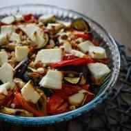 Grillowane warzywa z fetą