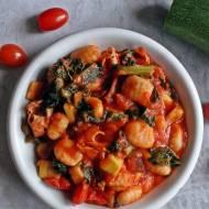 Obiad w 15 minut – gnocchi w sosie pomidorowym