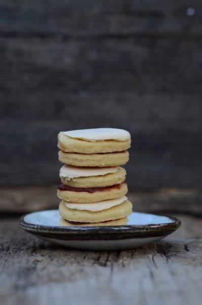 Ciasteczka składane z pianką