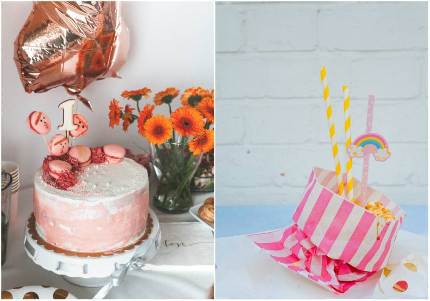 Najmodniejsze motywy urodzinowe dla dzieci do 3 lat