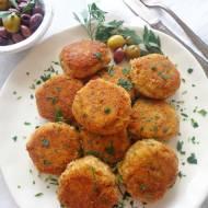 Kotleciki z dorsza z oliwkami (Polpette di merluzzo e olive)