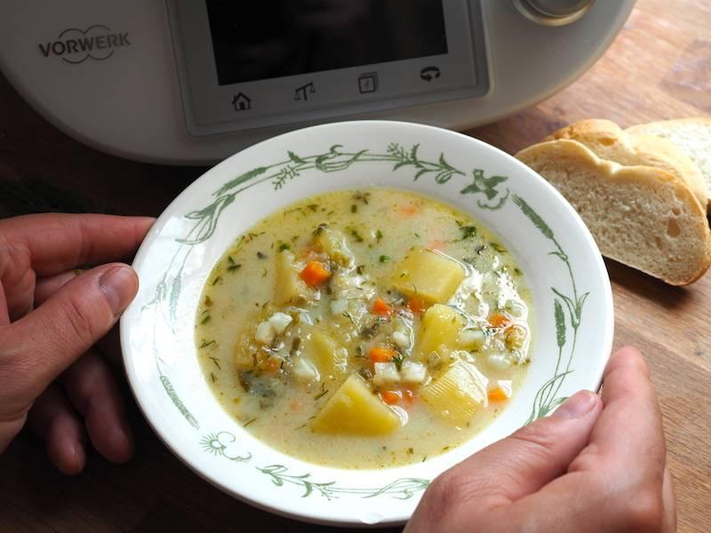 Zupa ogórkowa (Thermomix)