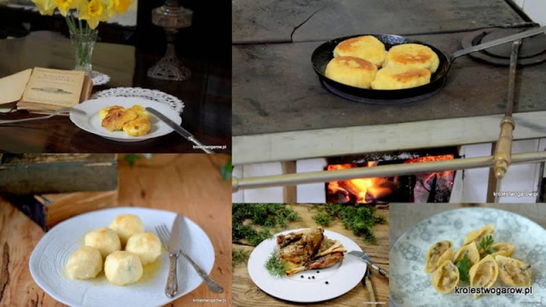 kuchnia przełomu XIX / XX wieku