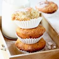WANILIOWE MUFFINY BEZGLUTENOWE – idealne śniadanie na słodko!