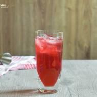 Żurawinowe Zapomnienie - jedna z propozycji drinków z Triple Sec