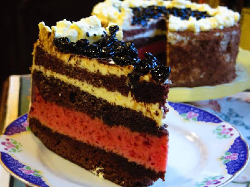 Tort Trzy Smaki