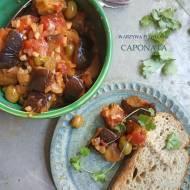 Caponata czyli warzywa po włosku