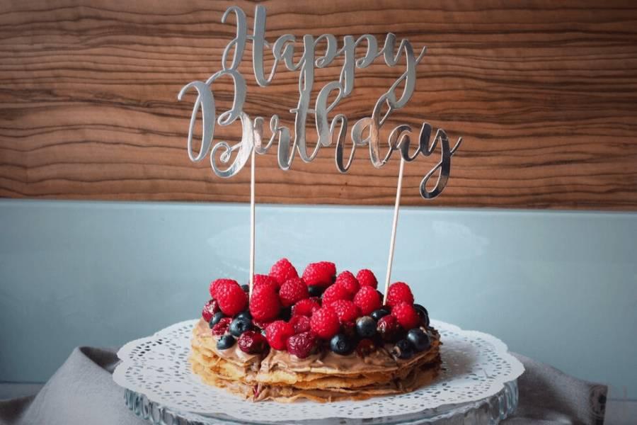 Keto tort naleśnikowy (Paleo, LowCarb)