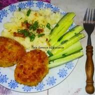 Kotlety kalafiorowo-ryżowe