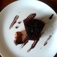 Biszkopt lekko kakaowy
