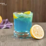 Blue Cider, Błękitny Cydr - drink z cydrem w wersji błękitnej
